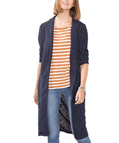 Edc By ESPRIT 086Cc1G038, Chaqueta Para Mujer Azul (Navy 5 404)