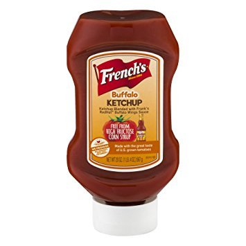 French's Buffalo Ketchup 20 oz (Pack of 3) ()