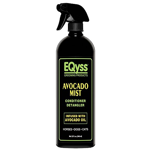 Eqyss Grooming Prod 091-10880 Avocado Mist Pet Conditioner, 16 Oz ()