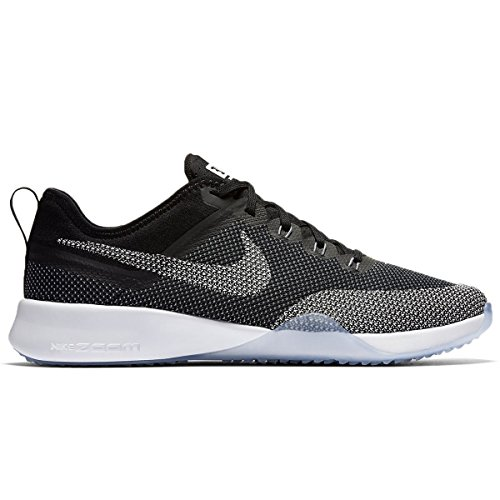 Nike Womens Air Zoom Dynamic Mesh Trainers Black/White/Cool Grey (8.5) Nike Women Casual Shoes