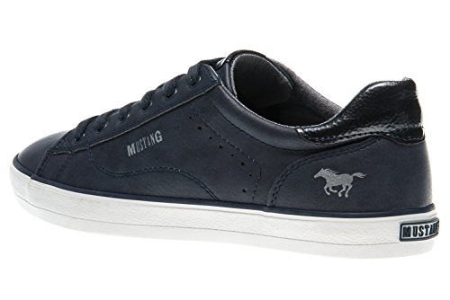 Mustang Donna Blu Mustang Sneaker Donna Blu Sneaker Mustang Donna Navy Navy Sneaker Blu rTngrIxUa