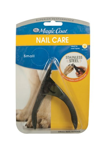 Four Paws Magic Coat Small Dog Grooming Nail Trimmers](Four Paws Grooming Scissors)