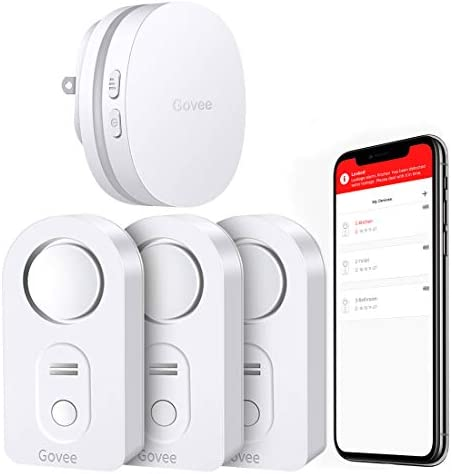 Detector Wireless Notification Security Basement product image