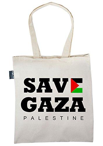 Starlite Neuheit Taschen-Freies Palästina -Speichern gaza-(Save Gaza) Tote Shopper Tragetasche U18ADwx4