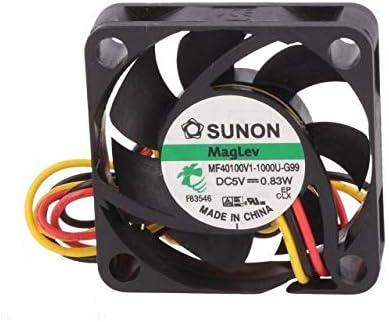 Sunon Ventilador 5V DC, 3 Hilos MagLev: Amazon.es: Electrónica