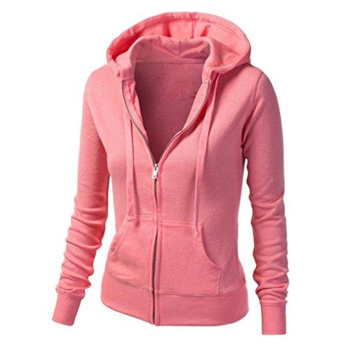 Escudo, abrigo,Internet Sudadera con capucha para mujer Sudadera con capucha para mujer Sudadera con capucha y capucha Rosado