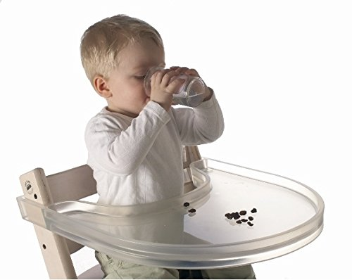 PlayTray Plateau Pour Stokke Tripp Trapp Transparent Amazonfr Bbs Puriculture
