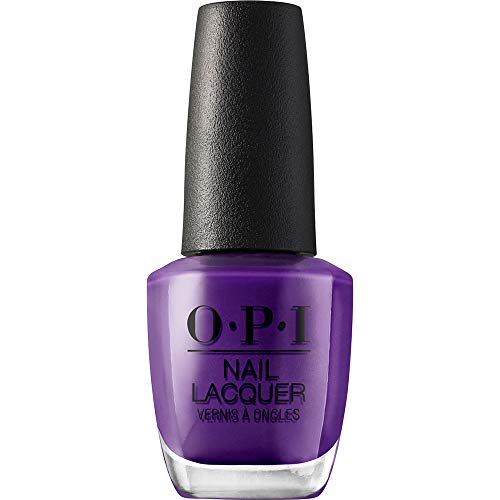 - OPI Brights Nail Lacquer, Purple with a Purpose