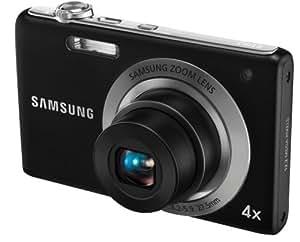 "Samsung WB60 - Cámara digital (12 megapíxeles, zoom óptico de 4x, TFT- LCD de 6,86 cm (2,7""), estabilizador de imagen) color negro"
