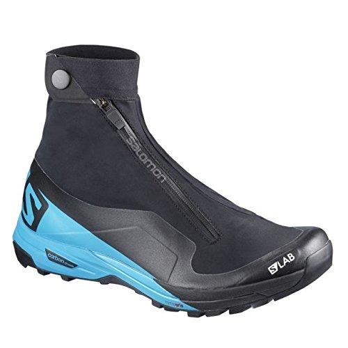 Salomon Men's S/Lab XA Alpine 2 Running Shoes, Black, 11 M
