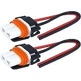 2x Ampoules HB4Céramique Douille Prise Culot 12/24V halogène LED Câble 9006voiture