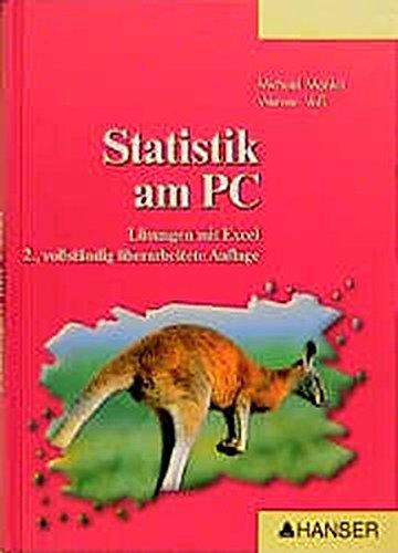 Statistik Am PC  Lösungen Mit Excel