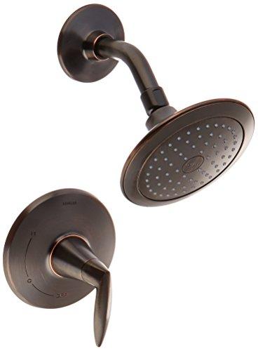 KOHLER T45106 4 2BZ Shower Oil Rubbed Bronze