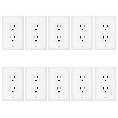 tamper resistant outlet cover - 1