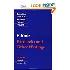 Patriarcha and Other Writings