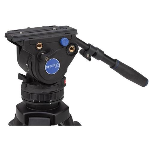 (Benro BV4 75mm Video Head with 5-Step Counter Balance (BV4H))