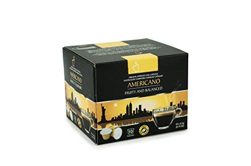 120 Americano - Nespresso* Compatible Capsules