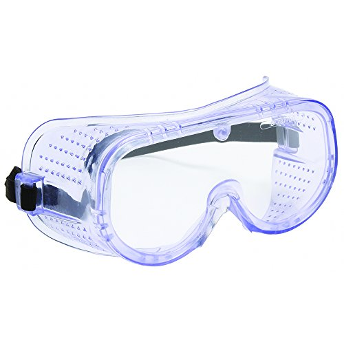 LEGENDFORCE 2499564 Direct Vent Safety Goggles with Clear Lens