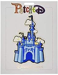 Disney Parks - PatcheD - Cinderella Castle