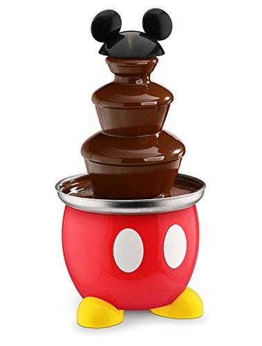 Fuente de chocolate Disney, Mickey Mouse, Rojo, 1