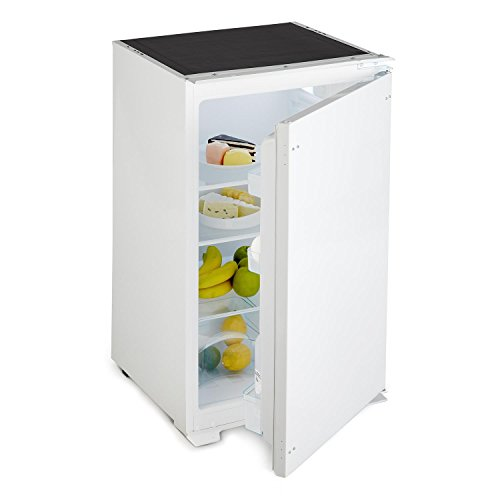 Klarstein Coolzone 130 Einbau-Kühlschrank Kühlgerät (Energieeffizienzklasse A+, Kühlteil: 130 l, 54x88x52 cm (BxHxT)) weiß