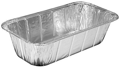 Handi-Foil 1/3 Third-Size Deep Aluminum Foil Steam Table / Loaf Pan (pack of (America Steam Table Pans)