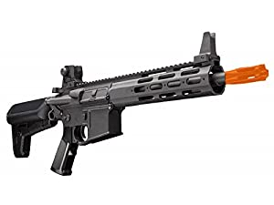 KRYTAC TRIDENT ALPHA CRB: AEG / Black / 6mm Airsoft Rifle
