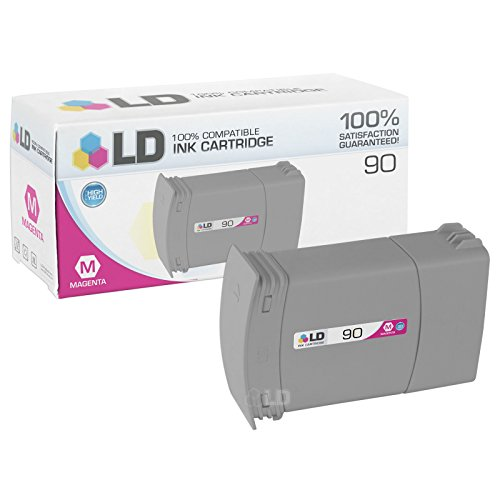 placement for HP 90 / C5063A High Yield Magenta Ink Cartridge for DesignJet 4000, 4000ps, 4020, 4020ps, 4500, 4500mfp, 4500ps, 4520, 4520HD, 4520ps (C5063a Magenta Ink)