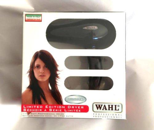 Wahl Narrow Edition Hair Dryer - BLACK