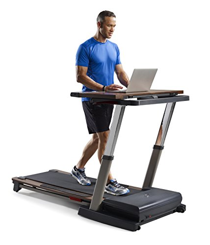 NordicTrack Desk Platinum Treadmill