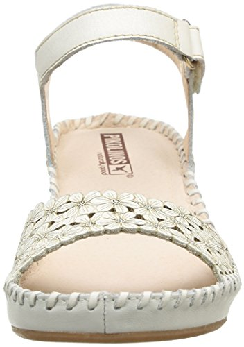 Pikolinos Margarita 943 - Sandalias de Vestir de cuero mujer Blanco - Blanc (Nata)