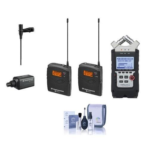 Sennheiser ew 100-ENG G3-A Wireless Mic System with EK 100 G3 Diversity Receiver -...