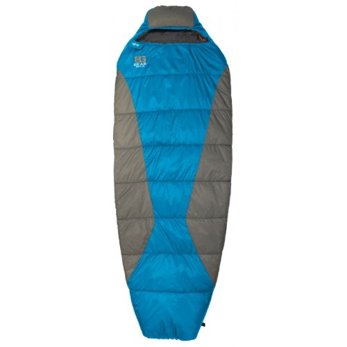 Bear Grylls Sleeping Bag 0F Degree (Women) - Thermolite Fibre, Blue