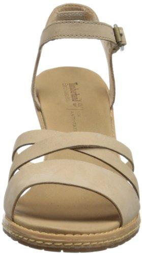 Timberland Earthkeepers Maeslin Ankle Strap, Baskets mode femme Beige - Light Tan