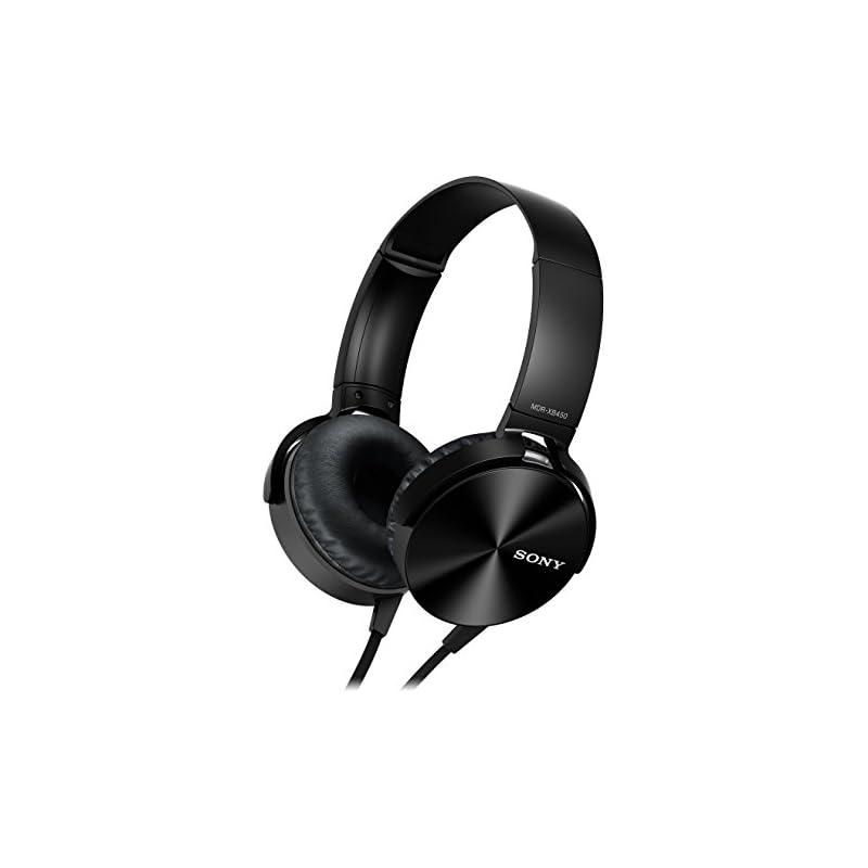Sony MDR-XB450AP Extra Bass Headphone -