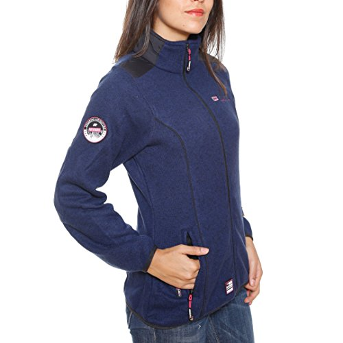 Geographical Norway Forro Polar Terracota Lady 007 Azul marino