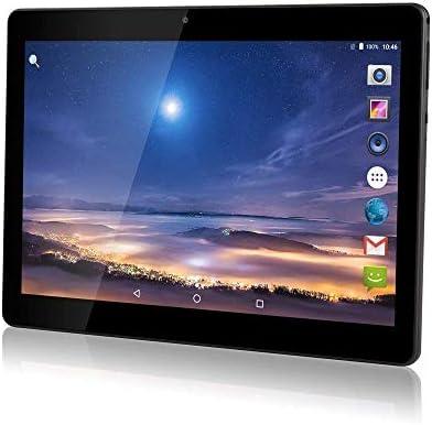 Tableta Android 8.1 10 Pulgadas con 4 GB de Memoria ROM de 64 GB incorporada Cámara WiFi GPS Dos Ranuras para Tarjetas SIM para desbloquear la Tableta ...