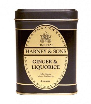 Harney & Sons Loose Leaf Tea - Ginger Liquoricel 4oz.