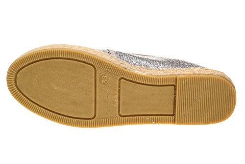 Vidoretta 00200 - Damesschoenen Espadrilles Casual Schoenen - Plata