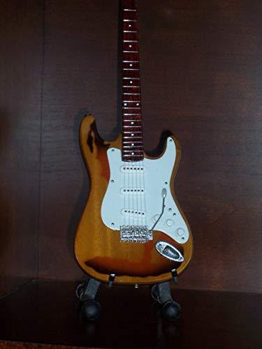 Mini Guitar RORY GALLAGHER Vintage Worn Model
