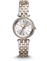 Women's Darci Two-Tone Watch MK3298