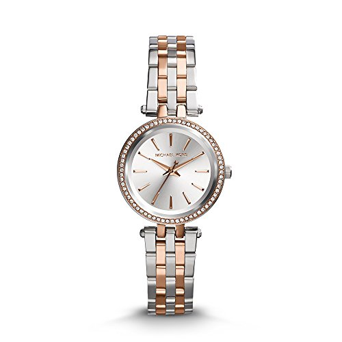 Michael Kors Women's Darci Two-Tone Watch MK3298