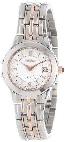 Seiko Women's Le Grand Sport White Dial Stainless Steel Watch SXDB18