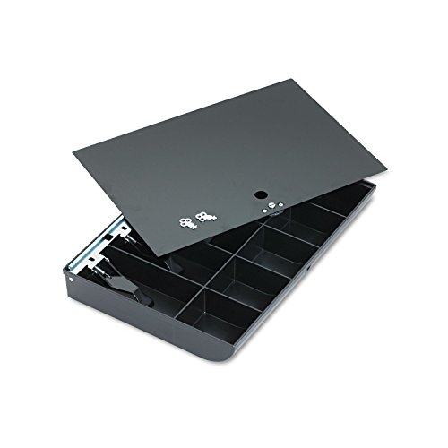 MMF Industries Cash Drawer Tray with Locking Cover by MegaDeal