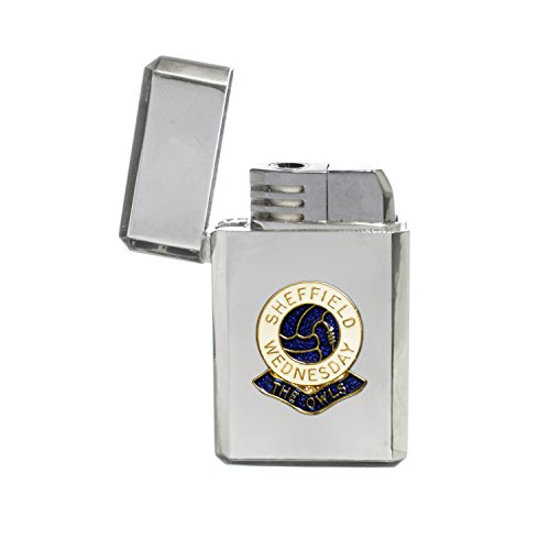 fan products of Sheffield Wednesday football club stormproof gas lighter