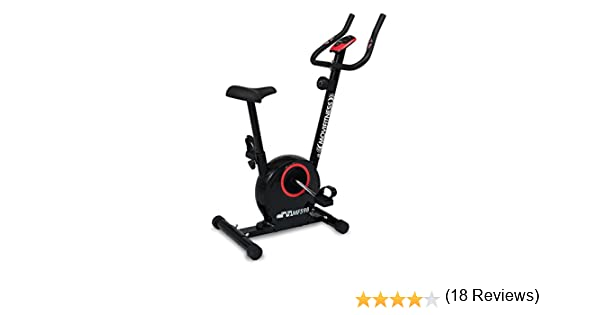 Movi Fitness MF598 Bicicleta, Unisex Adulto, Negro, 82x44x115 cm ...
