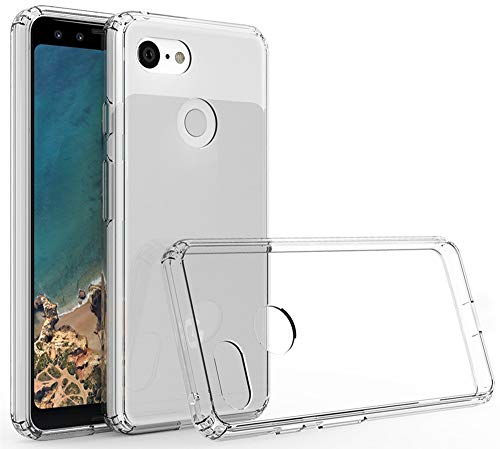 soft clear case for google pixel 3