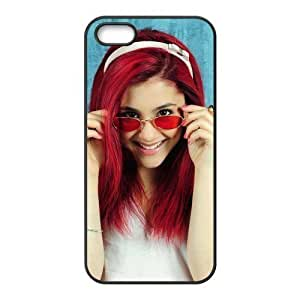 Customize American Famous Singer Ariana Grande Back Case for iphone 5 5S JN5S-2461