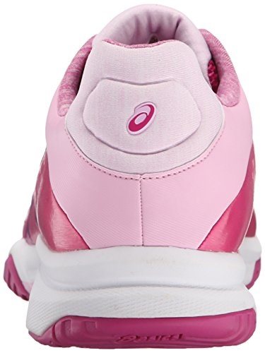 Asics Womens Gel-Court Bella Tennis Shoe Berry/Plum/Cotton Candy