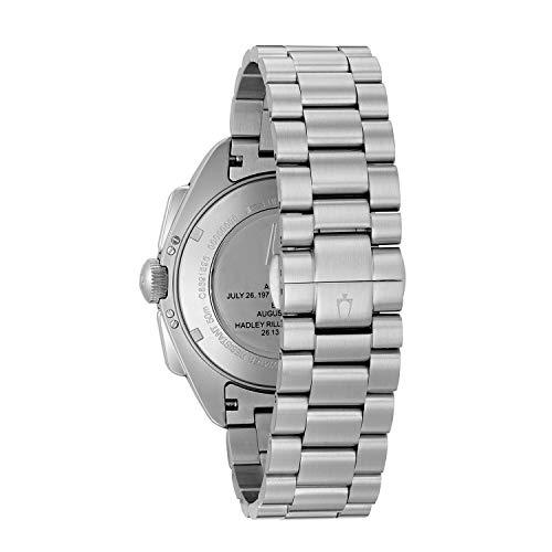 7291aed88ee2 Amazon.com  Bulova Men s Lunar Pilot Chronograph Watch 96B258  Watches